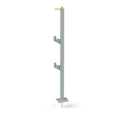 Schraub-Geländerhalter  D&W 20 mm