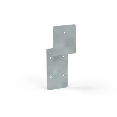 Wandhalter für Gitterelemente 2er (groß)