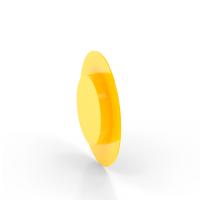 PVC-Abschlußdeckel mit Rand für Rohr-Ø 50 mm