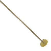 Schnellspann-Stab D&W 15 mm Länge 1300 mm