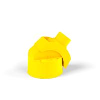Winkelkonus für DW 20 gelb
