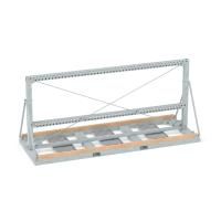 DepoFlex-Rechengestell 4000 L = 4200 mm, H = 1490 mm