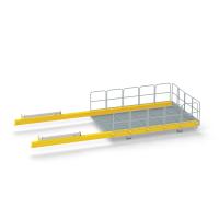 Trapoflex-Bühne Typ XL
